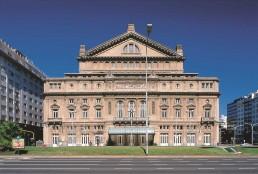 Hotel Arenales - Teatro Colón