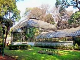 Hotel Arenales - Jardín Botánico de Buenos Aires - Invernadero