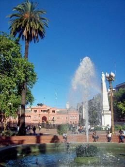Hotel Arenales - Plaza de Mayo